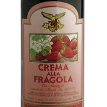 Strawberry cream flavored wine Intorcia Intorcia
