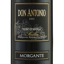 Don Antonio Nero d'Avola Morgante