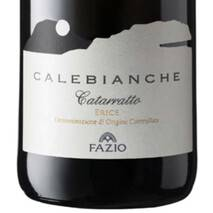 Calebianche Catarratto 2018 DOC Erice Fazio Wines Fazio Wines