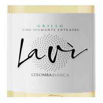 Lavì Grillo Spumante Extra Dry Paloma Blanca Colomba Bianca