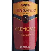 Cremovo Wine flavored with Lombard egg Lombardo 1881