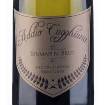 Spumante Farewell Cugghiuna Biologico Classic Method Brut