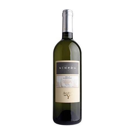 Ninfea Grillo / Chardonnay IGT Typical Geographical Indication Alcestis Alcesti