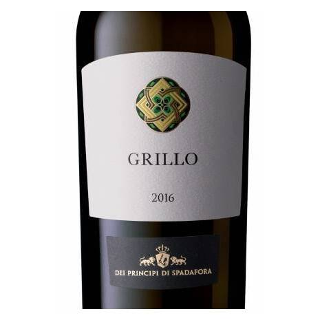 Grillo IGP Sicilian Lands of the Princes of Spadafora Principi di Spadafora