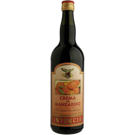 Mandarin creme Flavored wine Intorcia Intorcia