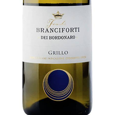 Grillo Branciforti del Bordonaro IGT Firriato (Special Pack) Firriato