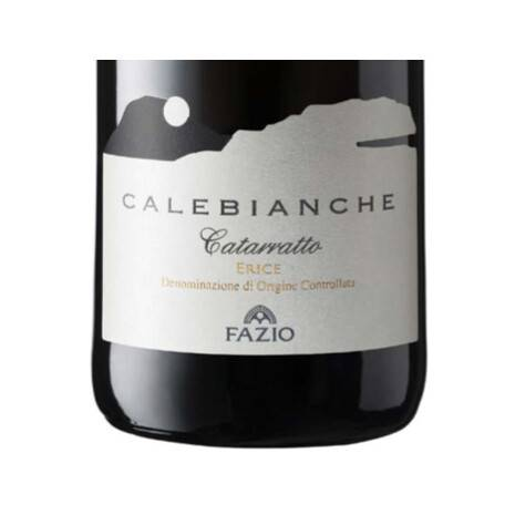 Calebianche Catarratto DOC Erice Fazio Wines Fazio Wines