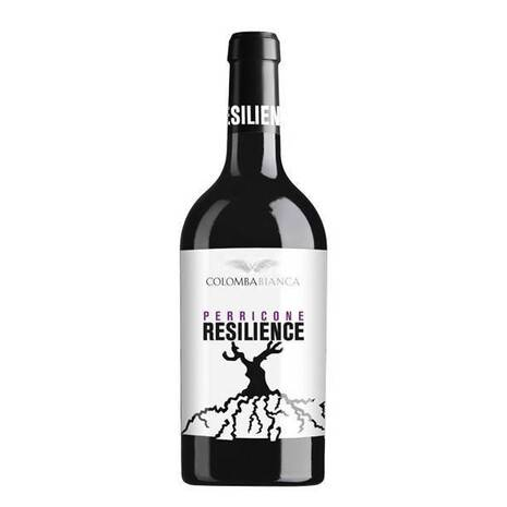 Resilience Perricone DOC Sicily White Dove Colomba Bianca