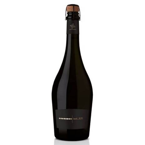 Level 820 Chardonnay Classic Method Ottoventi Sparkling Wine Ottoventi