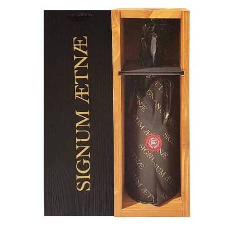 """Etna DOC Riserva """"Signum Aetnae"""" Nerello Mascalese and other Firriato relic varieties Firriato"""